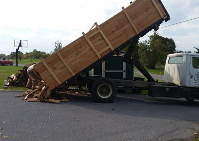 Firewood Delivery Warren County Virginia