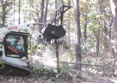 Land Clearing Service in Front Royal, VA