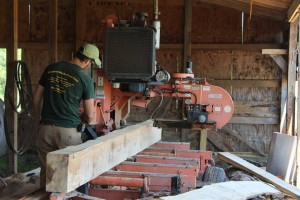 Sawmilling Services Front Royal VA
