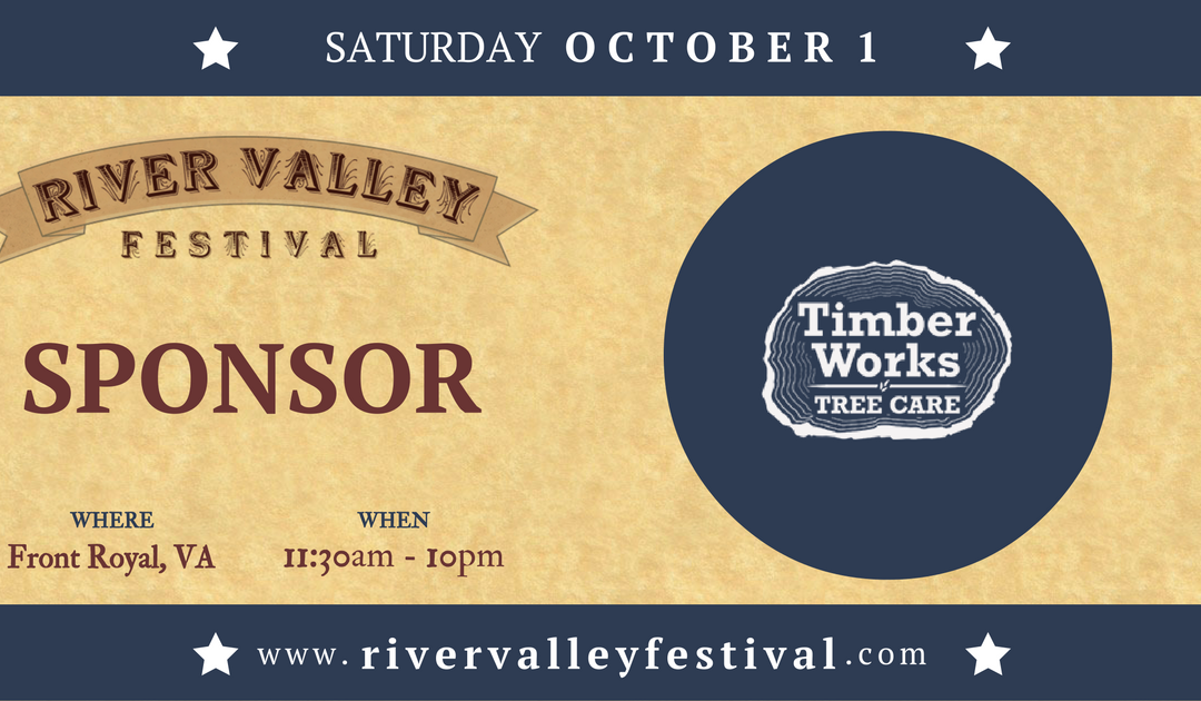 Timber Works Sponsors The River Valley Festival