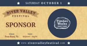 Timber Works Tree Care Sponsors Front Royal VA Festival