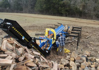 Firewood Production and Firewood Delivery