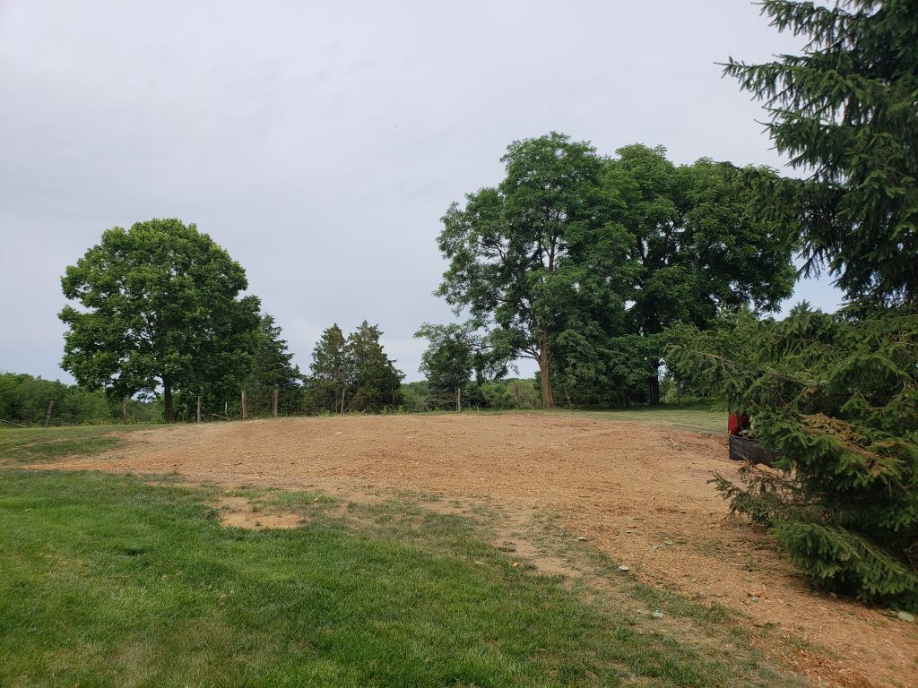 Safer Northern Virginia Land Clearing Area