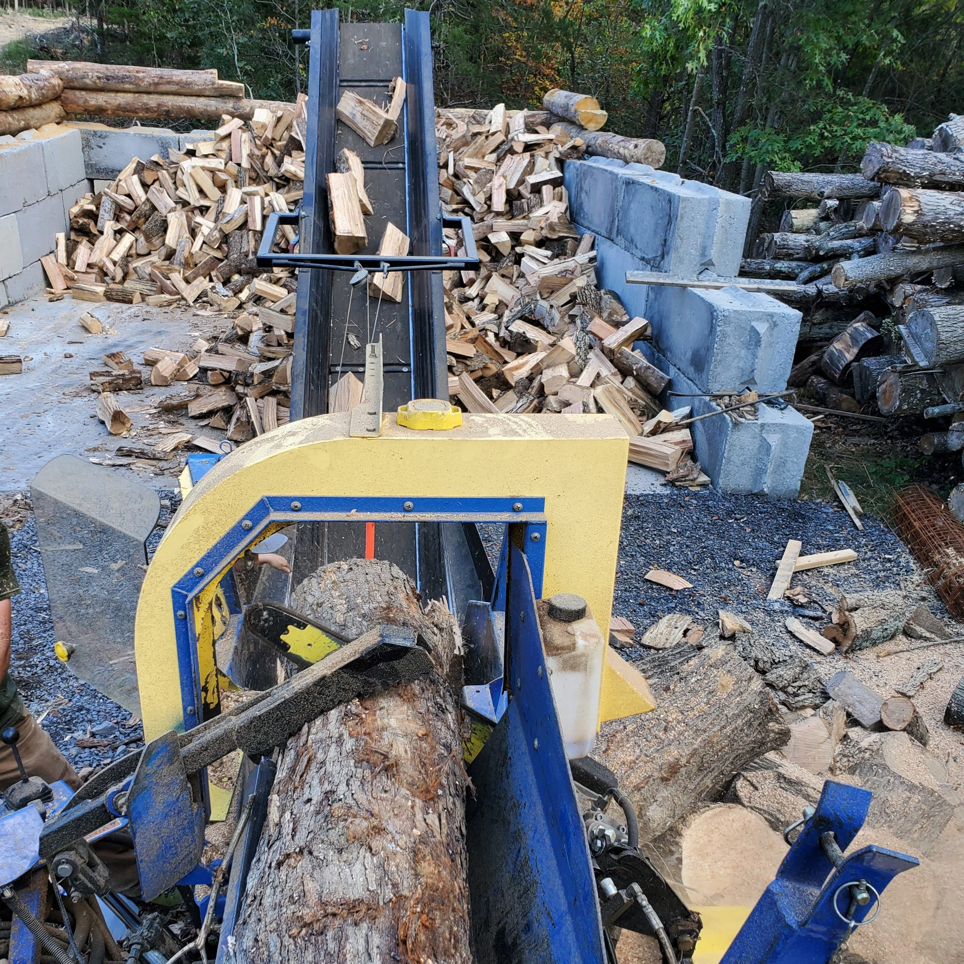 Tree Services and Firewood Service Virginia