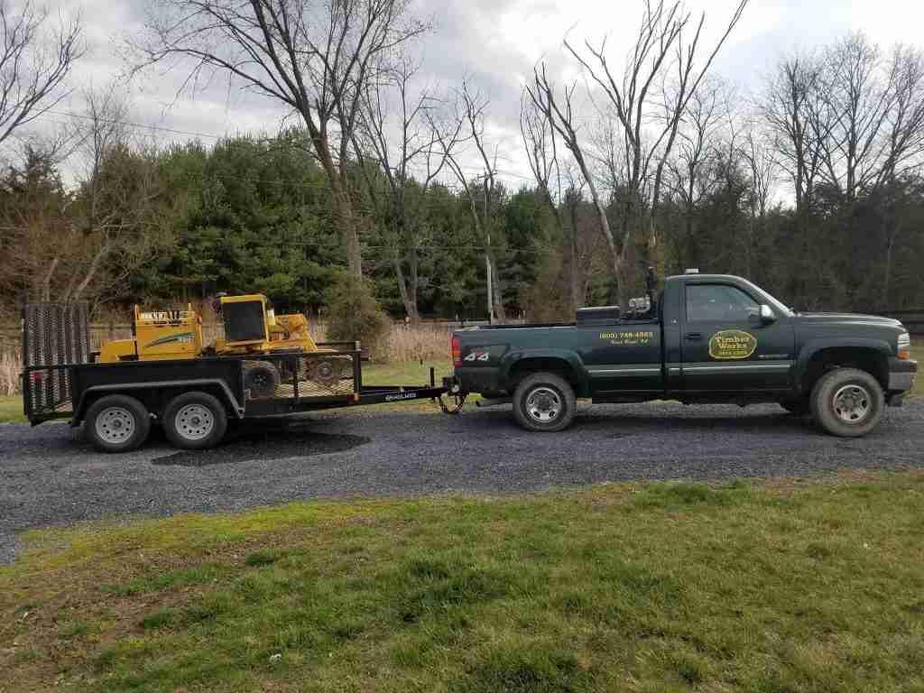 Land Clearing Marshall VA